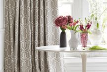 Chateau (Jan 2016) / Taking inspiration from the refined chic of our favourite Parisian hotel, the Chateau collection epitomises distinctive elegance. Luminous damasks accompany bold stripes, luxury animal patterns and intricate geometrics.