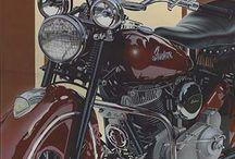 Motocicle Art