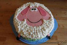 le mie torte!