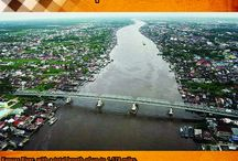 10 Longest Rivers In Indonesia / About 10 Longest Rivers In Indonesia