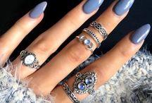 Acrylic nails inspo