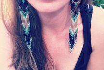 Earrings /oorbellen