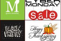 Green Monday Sales