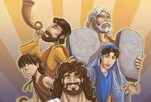 Religijne ilustracje