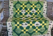 Shel's Quilt Ideas / by Sheldon Henry-Valla