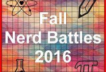 Fall Nerd Battles 2016