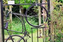 Upcycling & Repurposing in the Garden