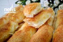 çıtır kremalı börek