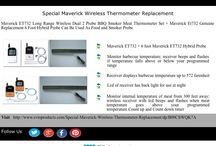 Special Maverick Wireless Thermometer Replacement