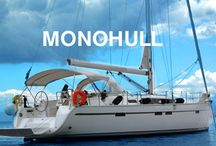Our Boats / Monohull, Catamaran and Yachts