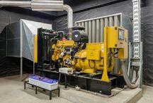 Diesel Generators /  Provide high quality industrial diesel generators in Melbourne.