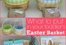 All Things Easter / Easter recipes for brunch, dinner and dessert. Easter DIY, crafts and gift ideas for all ages. Toddler Easter crafts and DIY baskets.