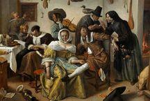 Malarstwo - XVII wiek