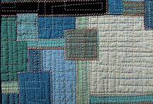 Boro and Kantha Stitching
