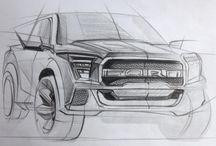 Araç Çizimleri