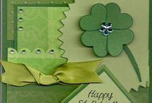 Cards-St. Patricks Day