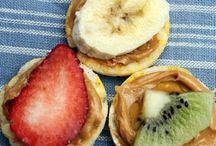 Healthy meals/snacks for kids