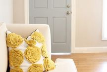 interior painted door