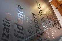 Branding Walls