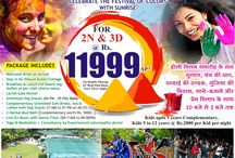 Holi Special Package / Holi 2 night & 3 Days Special Package