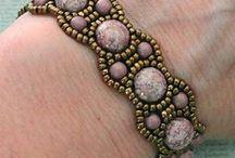 DIY bead ¤ 2 hole candy bead