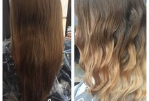 Hair / Olaplex sombre. Ombre