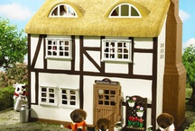 calico critters / by Dee Woosley