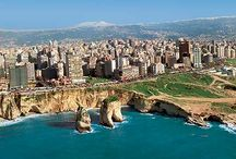 Places I've lived/visited / Beirut