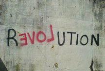 OUR REVOLUTION / La nostra visione della rivoluzione!