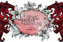 Senac Moda Informação - Inverno 2016 / O Senac Moda Informação é um evento que confirma as tendências de moda para as próximas estações. Reúne, organiza e apresenta os resultados de pesquisas internacionais, adaptadas à realidade do mercado nacional.