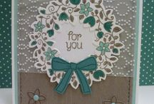Stampin' Up!® - Circle of Spring / by Rochelle Blok, Independent Stampin'  Up! Demonstrator