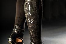 Iron leg
