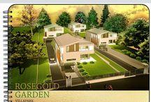 Rose gold lakópark :) lassan elkészül