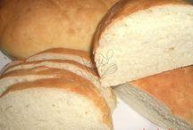 pečivo a chléb