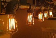 luces arriba barra