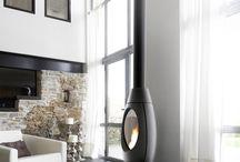 fireplace / by Adriana Ruiz Velasco