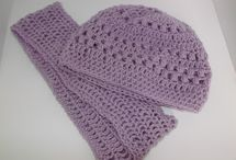 Crochet Hats, Scarfs, Cowls, Mits, and Gloves / Winter accessories, all hats, scarfs, cowls, shawls, ponchos, ect.