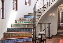 Take the stairs / Inspiration for staircases