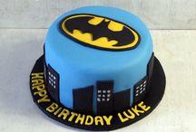 batman birthday ideas