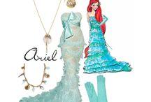 Disney: Little Mermaid / by Michelle Simpson