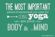 Yoga / by Susan Ward