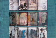 Eigen Projecten / Fotografie van de werken van Carola verzamelt in een boek.  Link: http://www.blurb.com/bookstore/invited/2562325/fa113c44aedb042526ce3719e2d0ce182add2a8c