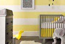 quartos de bebê neutro