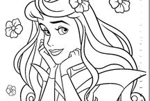 coloring pages / by Amber Herrera