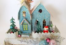 vintage christmas / by Kathryn Menze
