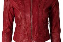 my leather jacket fetish / by Belinda Suvaal
