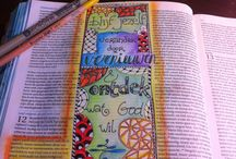 Romans Bible Journaling