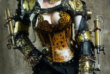 Steampunk - Fashion and Fun / All things steampunkish that I love! / by Erin Guest