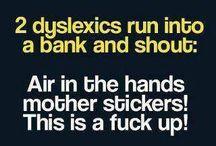dry humour