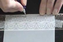 parchment craft tutorials